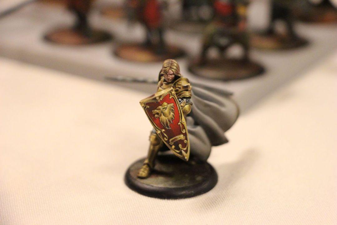 Miniatura Lannister dipinta