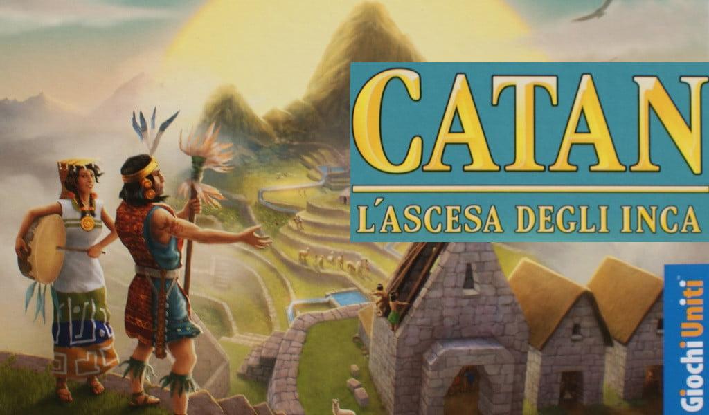 CATAN: L'ASCESA DEGLI INCA