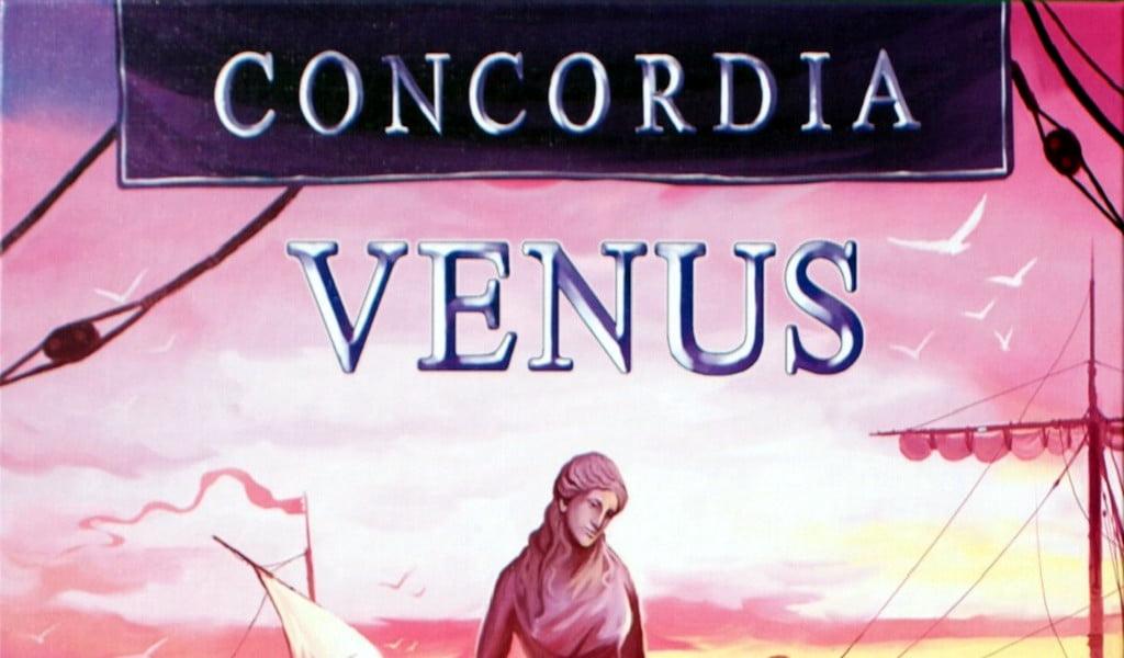 Concordia: Venus + Espansione Balearica