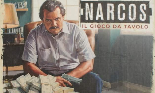 Narcos Il gioco da tavolo
