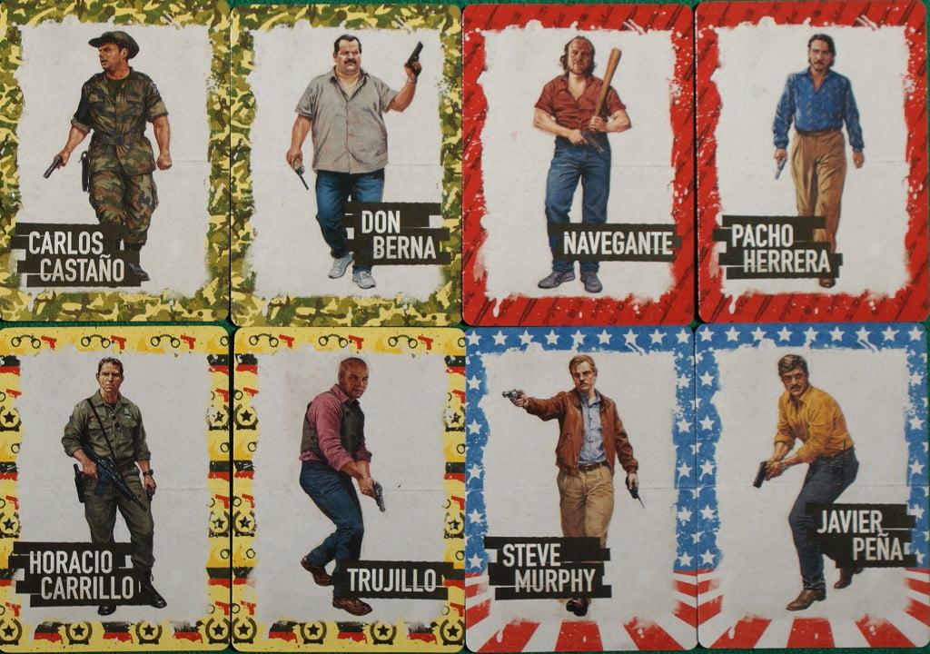 Le carte dei Cacciatori