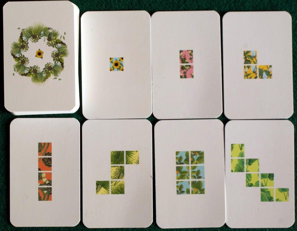 "Alcune carte ""Tessere"""
