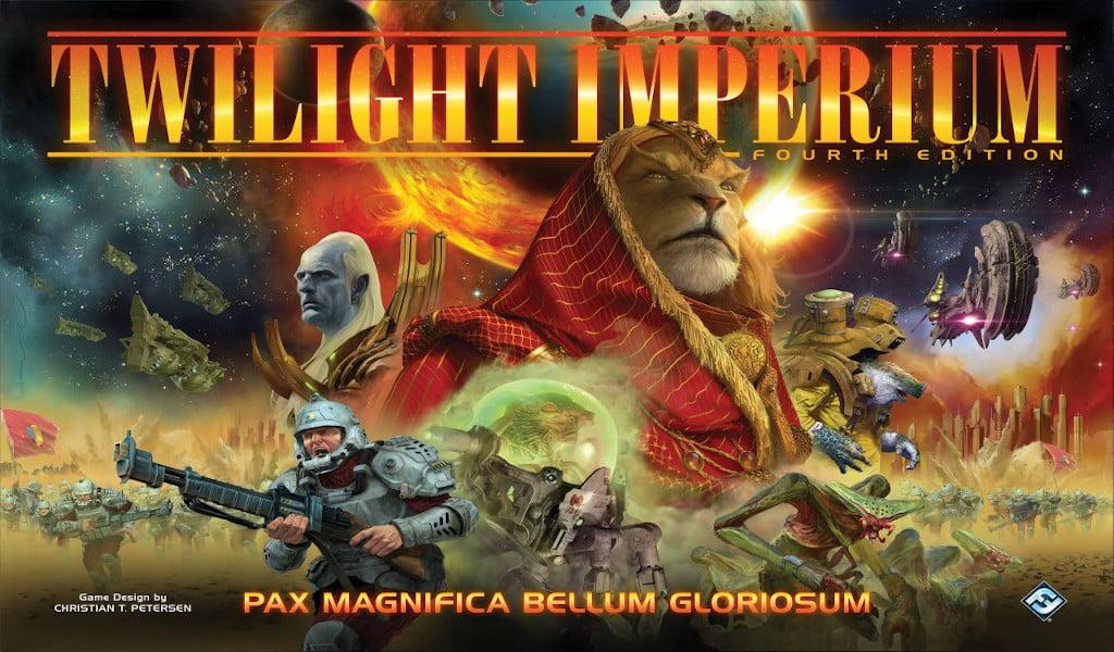Twilight Imperium: Quarta Edizione