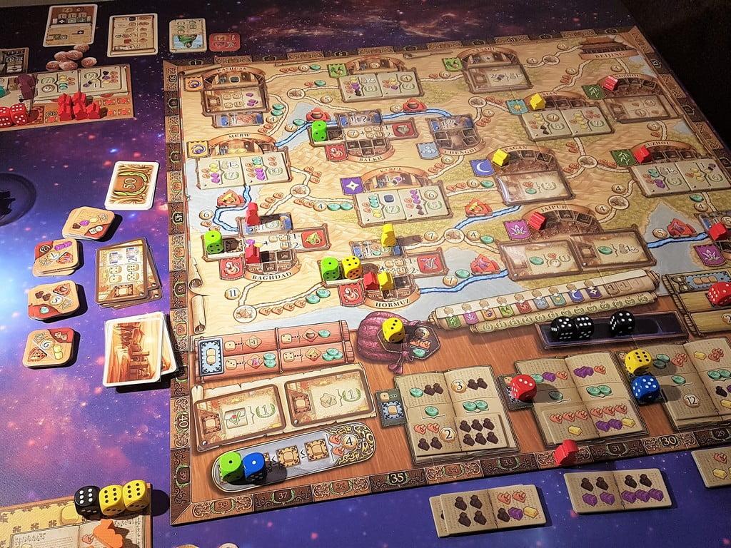 In Marco Polo 2 viaggiare non è un'opzione... ma una necessità!