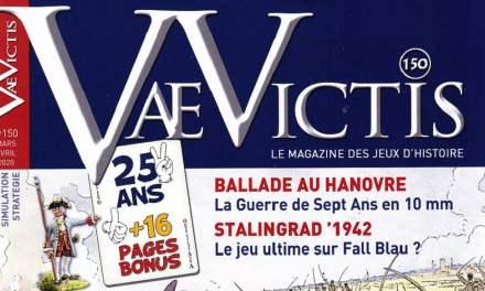 Wargames: VAE VICTIS n° 150