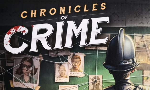 "Chronicles of Crime + espansioni: ""Noir"" e ""Welcome to Redview"""