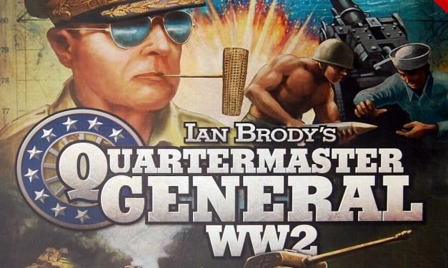 Quartermaster General WWII