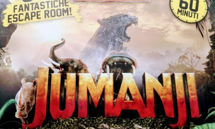 Escape Room – Jumanji