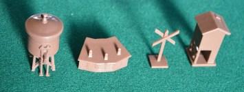 Dettaglio delle miniature