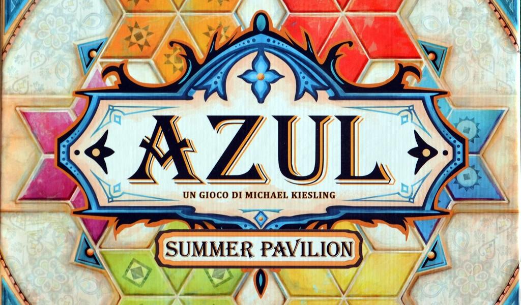 Azul Summer Pavillon