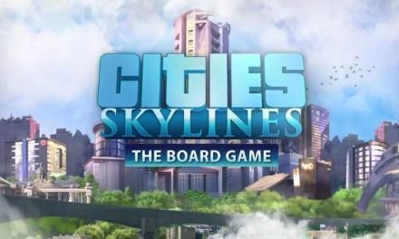 Cities Skylines Il Gioco da Tavolo