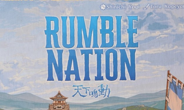 Prime Impressioni: Rumble Nation