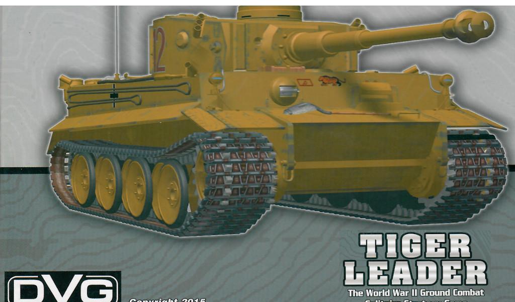 Tiger Leader & Sherman Leader