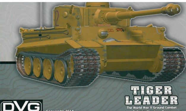 Tiger Leader & Sherman Leader
