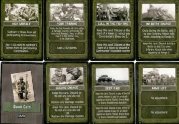 Sherman Leader Carte evento