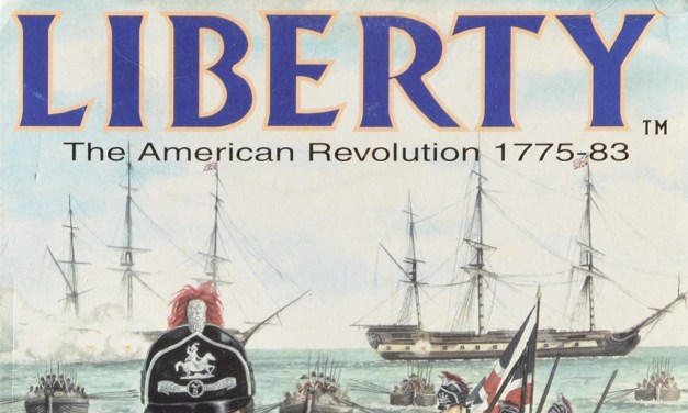 Liberty: The American Revolution 1775-83