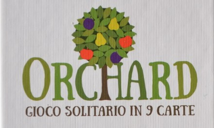Orchard: Gioco solitario in 9 carte