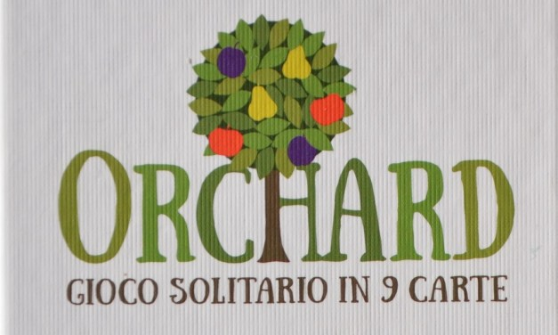 Orchard: Gioco solitario in 9 carte