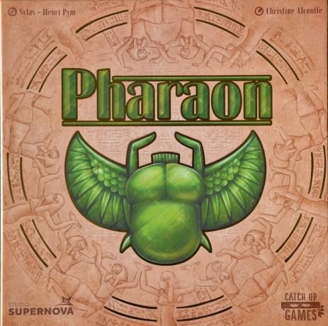 La scatola di Pharaon.