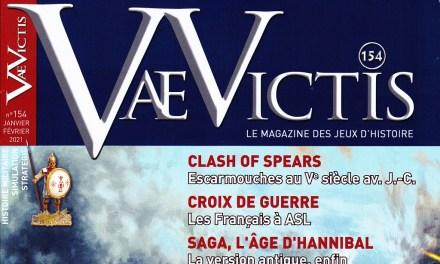 Riviste Wargames: VAE VICTIS n° 154