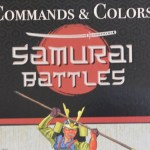 Prime impressioni: Commands & Colors Samurai Battles