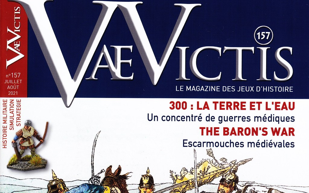 Riviste Wargames: VAE VICTIS n° 157