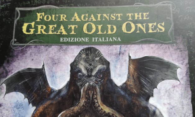 Four Against the Great Old Ones