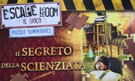 Escape Room – 2 giocatori e puzzle