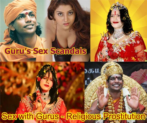 Sex with Gurus – Religious Prostitution – 15 June 2012