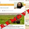 Sri Sri Ravi Shankar entfernt schnell eine Geschichte, die ihm Handy-Auflade-Kräfte zuspricht - 19 Feb 13