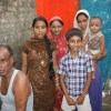 Six Adults and two Children in two Rooms in a Flood Zone - Our School Children - 30 Aug 13