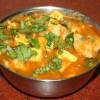 Gobhi Paneer - Recipe for Cauliflower with fresh Indian Cheese - 28 Nov 15