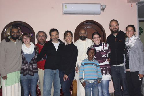 14 Kilos in 4 Weeks – the Success of our Yoga and Ayurveda Weight Loss Retreat – 21 Jan 16