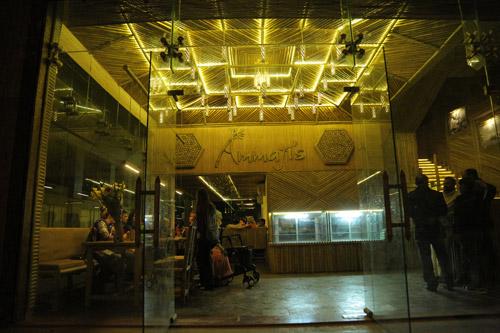 Ammaji's Ayurvedic Restaurant is open – Enjoy Food like from your mother's Hands! – 6 Mar 16
