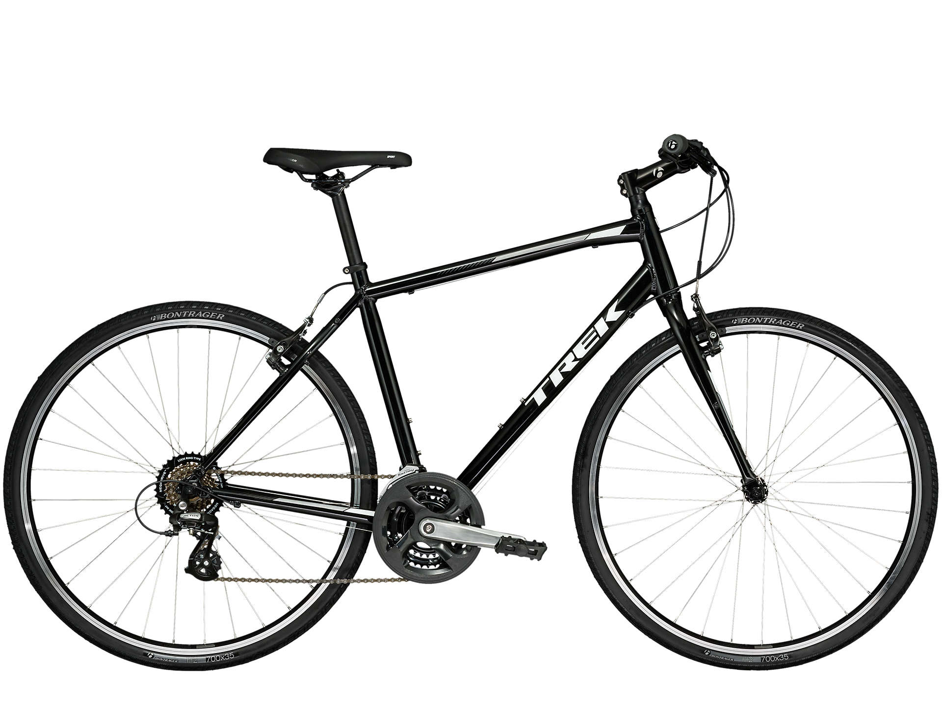 Trek FX 1 2020 Mens Bike 2020 in Black £350.00