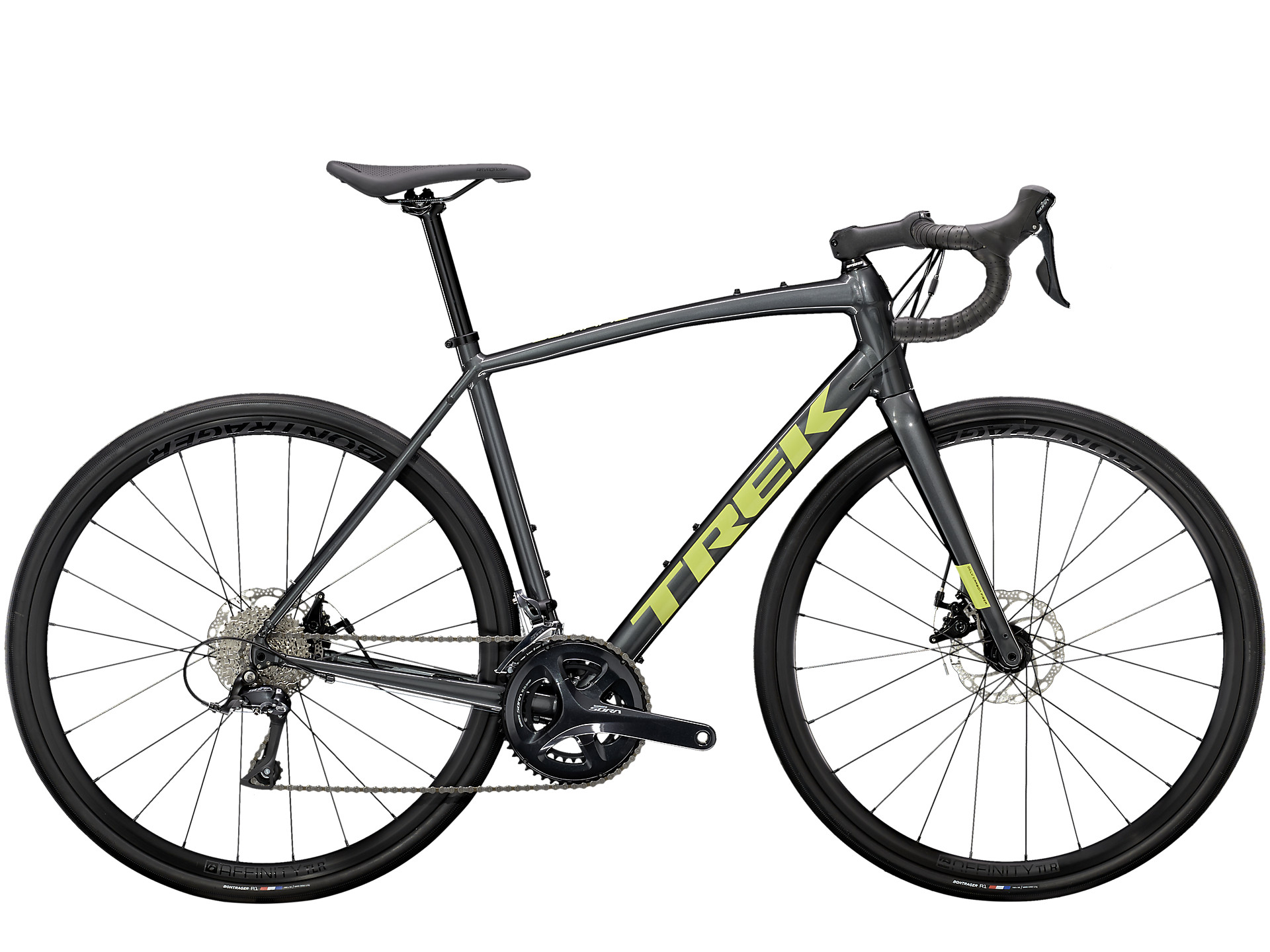 Trek Domane AL 3 Disc Unisex Sportive Road Bike 2021 in