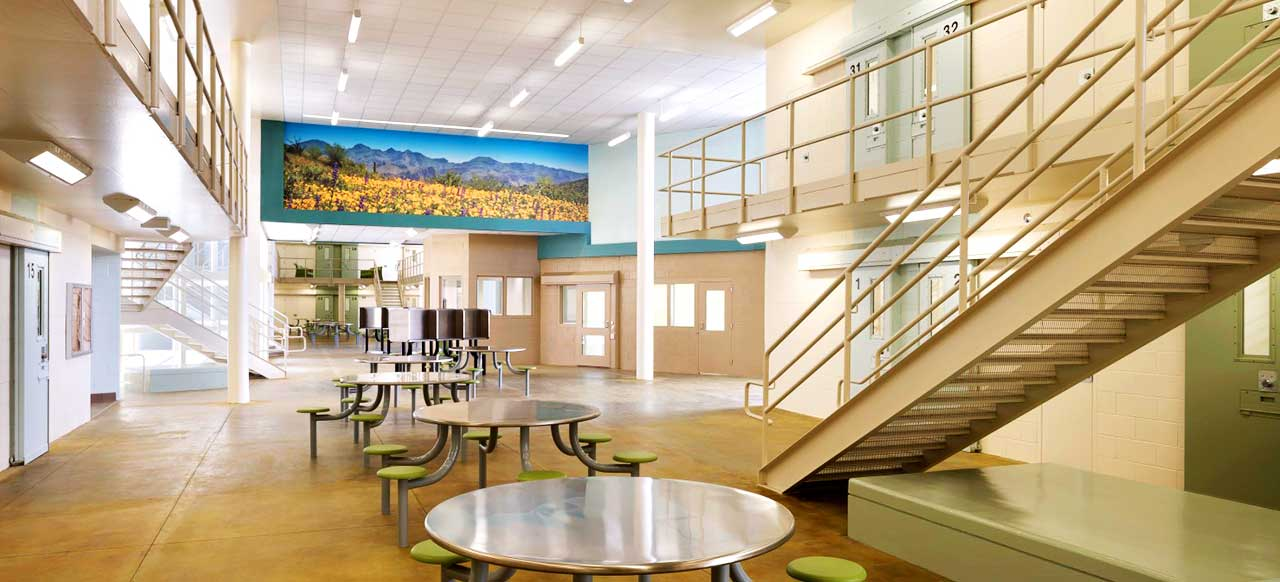 Las Colinas Detention And Re Entry Facility Balfour