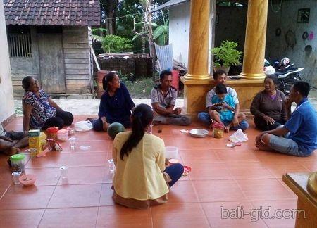 Ngembak Geni Bali