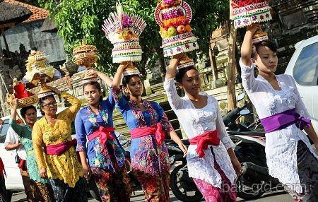 балийский новый год дата
