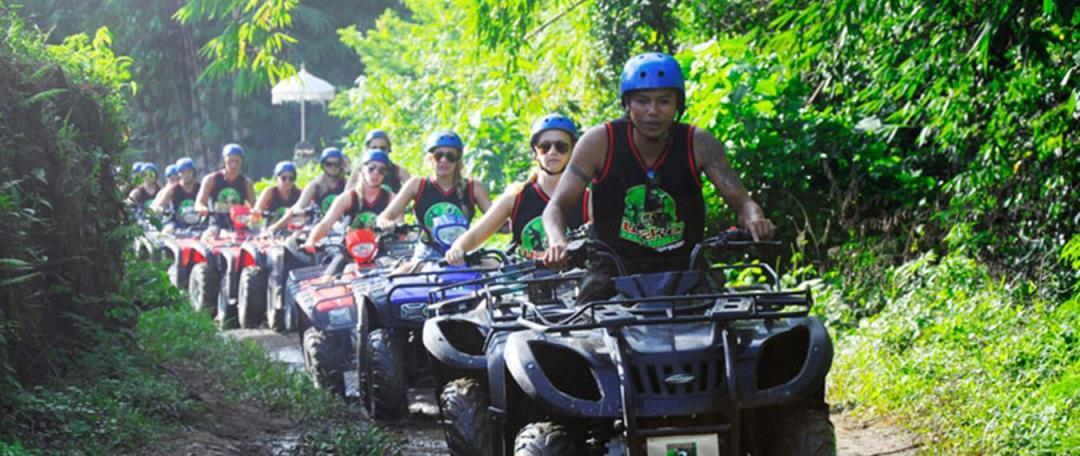 Bali ATV Ride or Quad Adventure Tours
