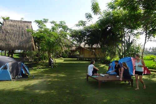 Bali Camping Ubud Adventure Camp