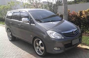 Bali Car Carter With Driver - Innova