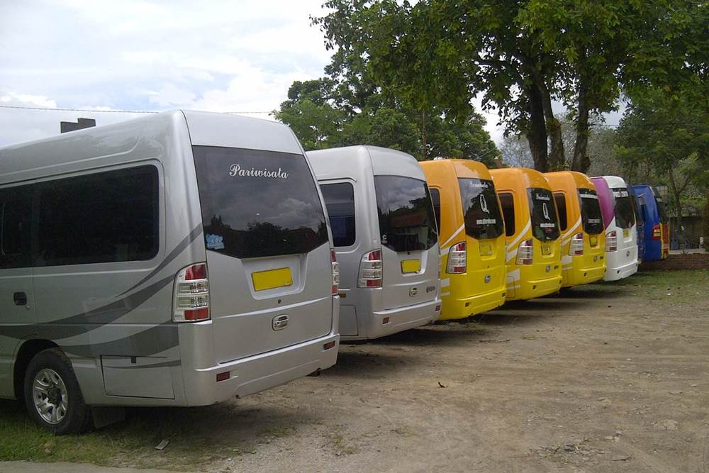 Bali Car Charter With Driver - Isuzu Elf - Gallery 05260217