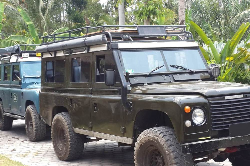Bali Car Charter With Driver - Land Rover - Gallery 01260217