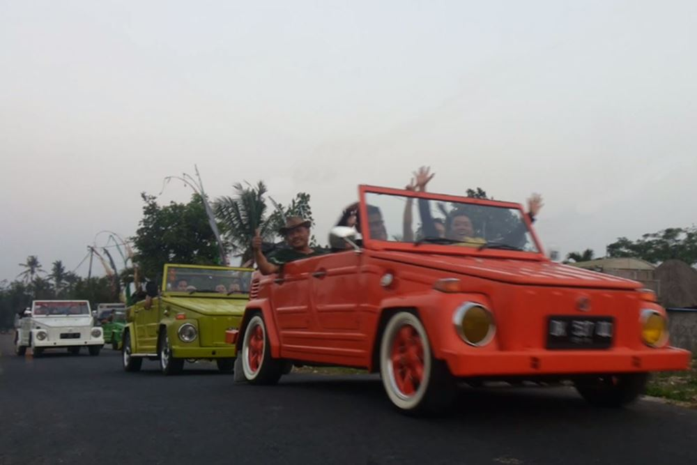 Bali Car Charter With Driver - VW Safari - Gallery 01260217