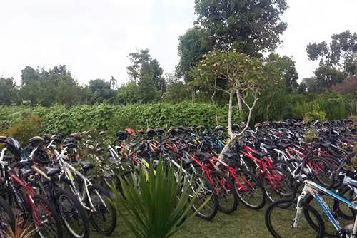 Bali Malet Eco Cycling Tour - Link to Page 160217