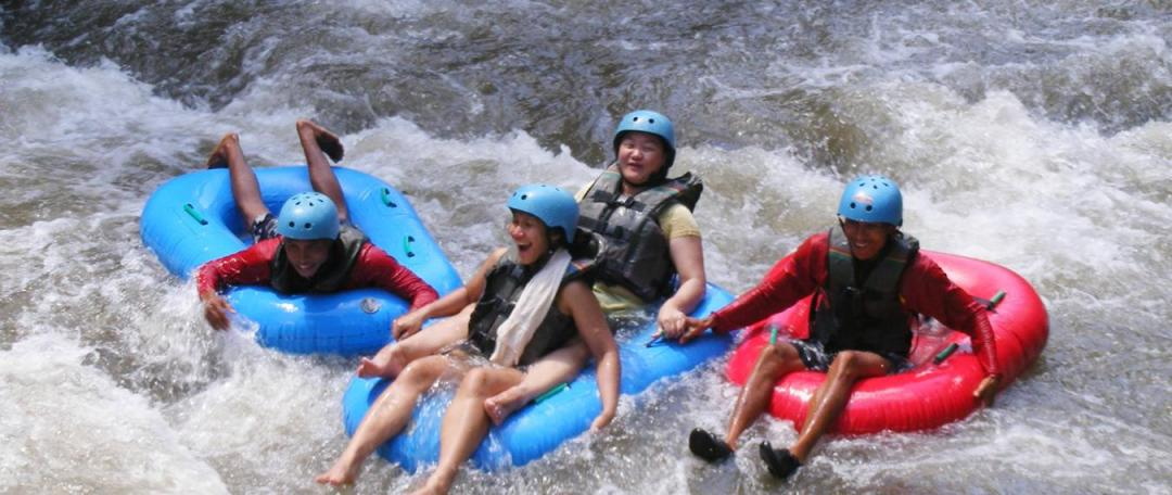 Bali White Water Rafting Tours Telaga Waja River - Link to Page 02010217