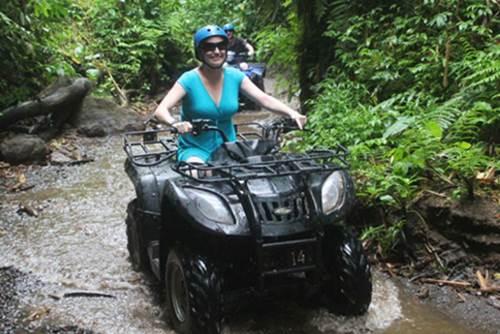 Bali ATV Ride or Quad Adventure Tours