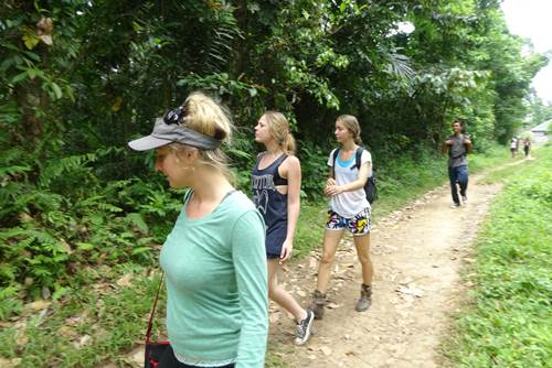 Bali Ubud Rice Paddy Trekking - Link to Page 200217