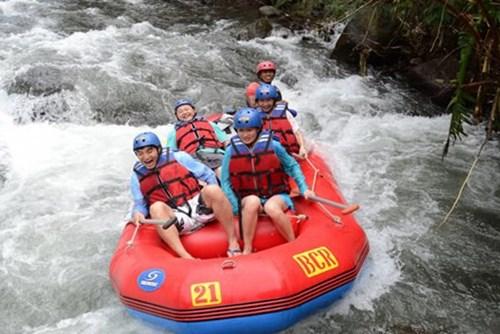 Bali White Water Rafting Tours